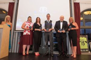 Winniners at BforB Awards 2016