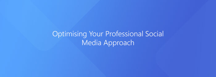 Are you winning or winging your professional social media approach?